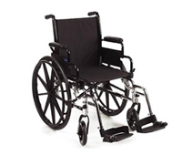 C&S Healcare carries standard, custom and power wheelchairs.